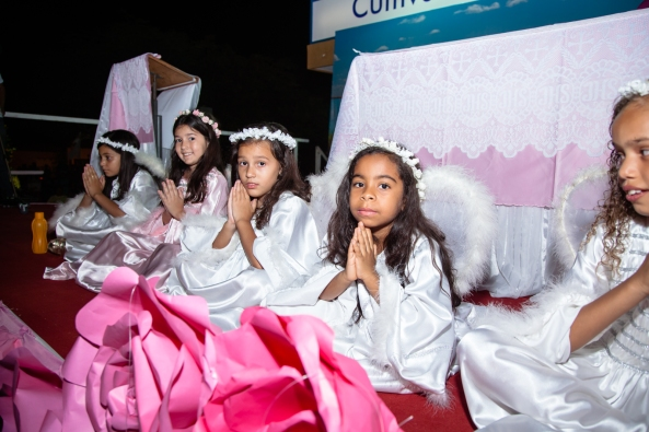 Quarta Noite do Novenário de Nossa Senhora do Rosário